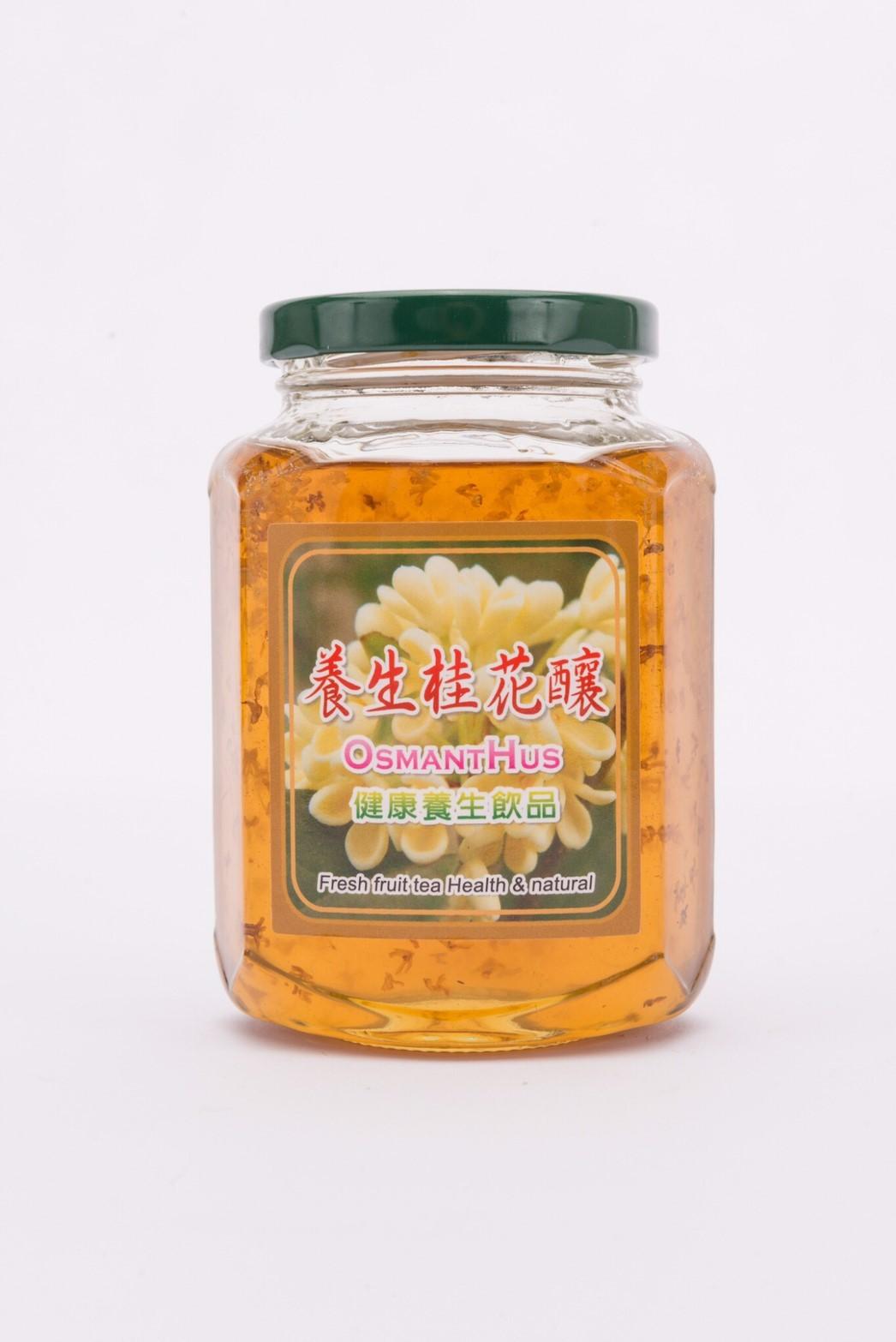 養生桂花釀